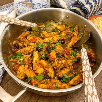 One-Pot Mediterranean Chicken